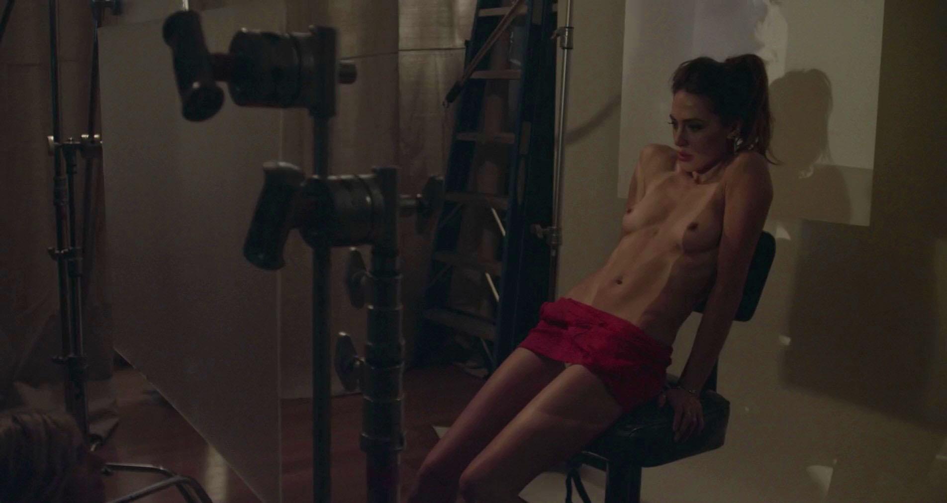 Girl model nude