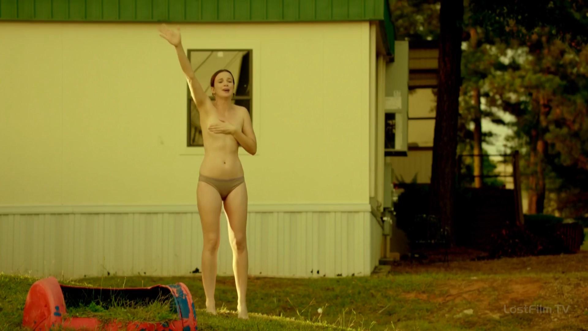 boom Claire van nude der