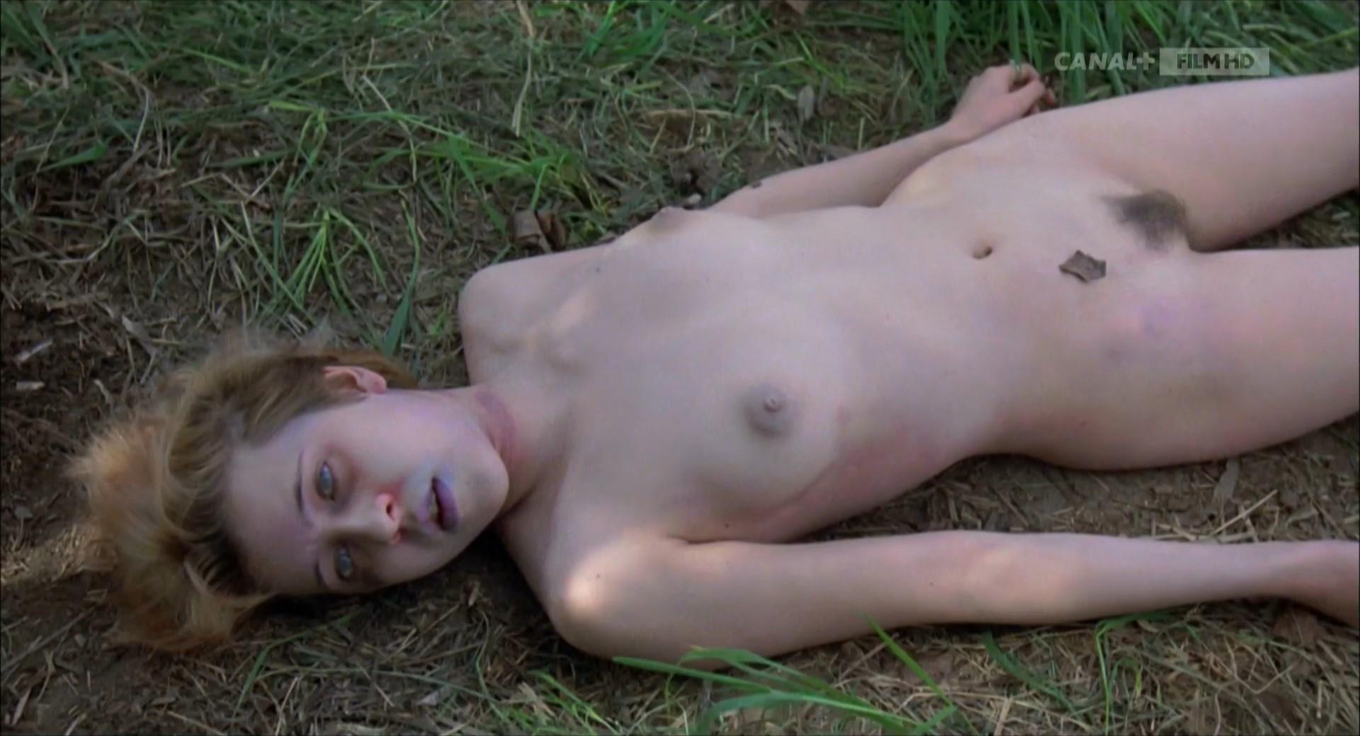 old deceased woman nude