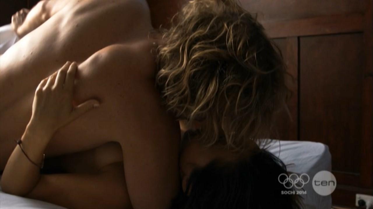 Dick nipples on rubbing