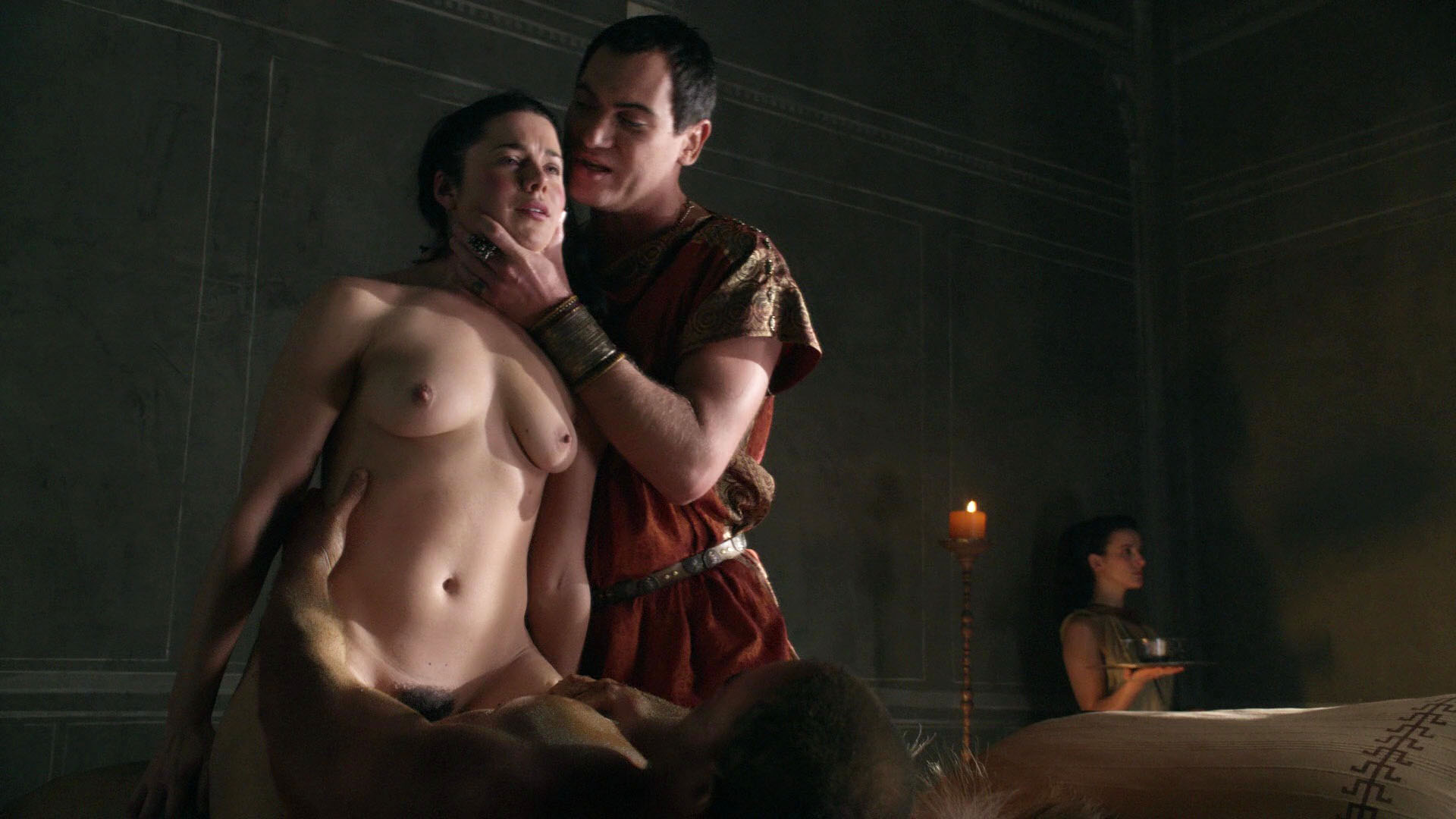 Jessica Grace Smith, Lesley-Ann Brandt – Spartacus. Gods of the Arena s01e03 (2011) HD 1080p