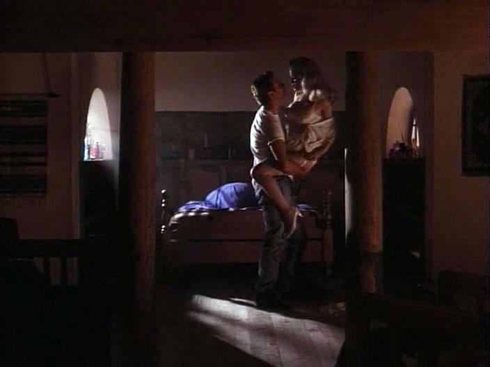 Sex scene from double cross