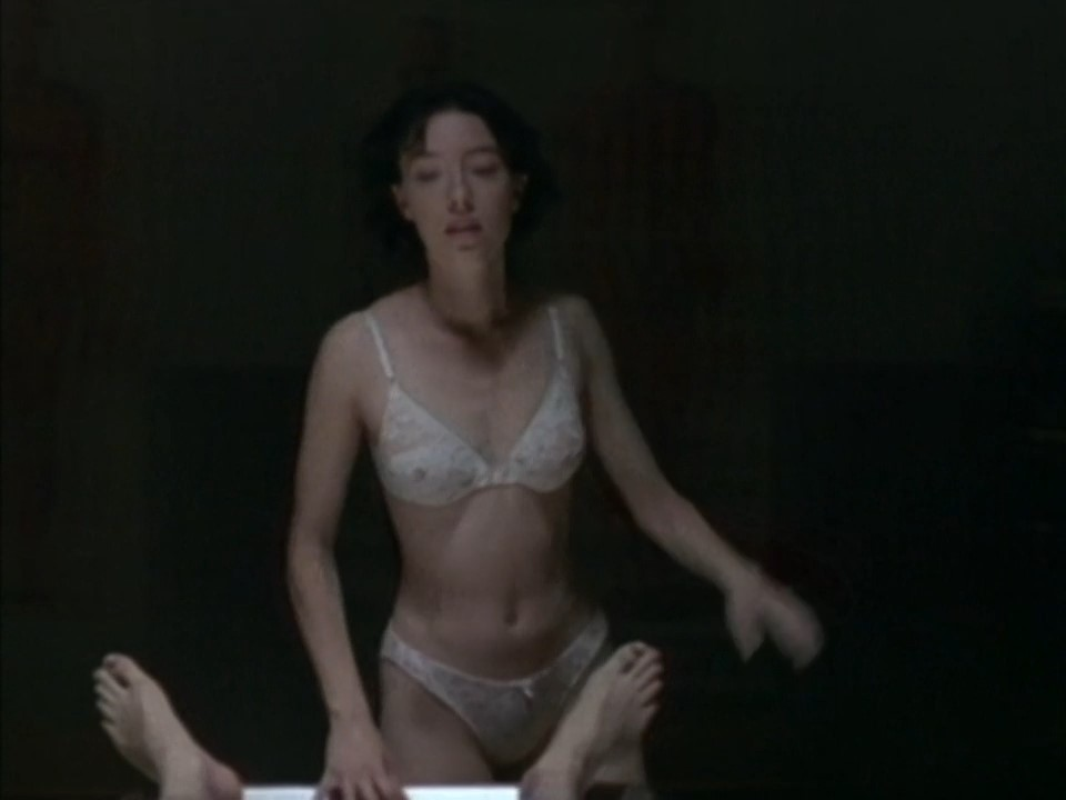 Molly parker nudes