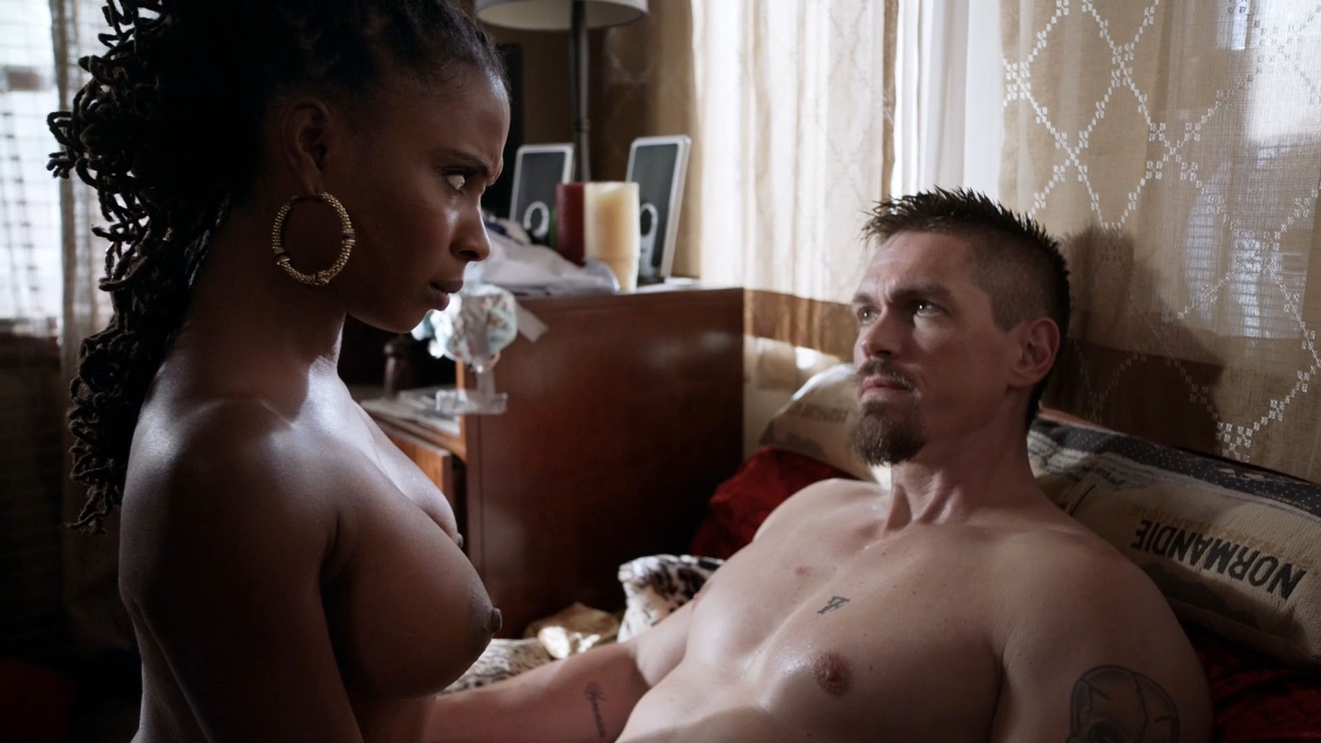 Shanola Hampton – Shameless s07e11 (2016) HD 1080p