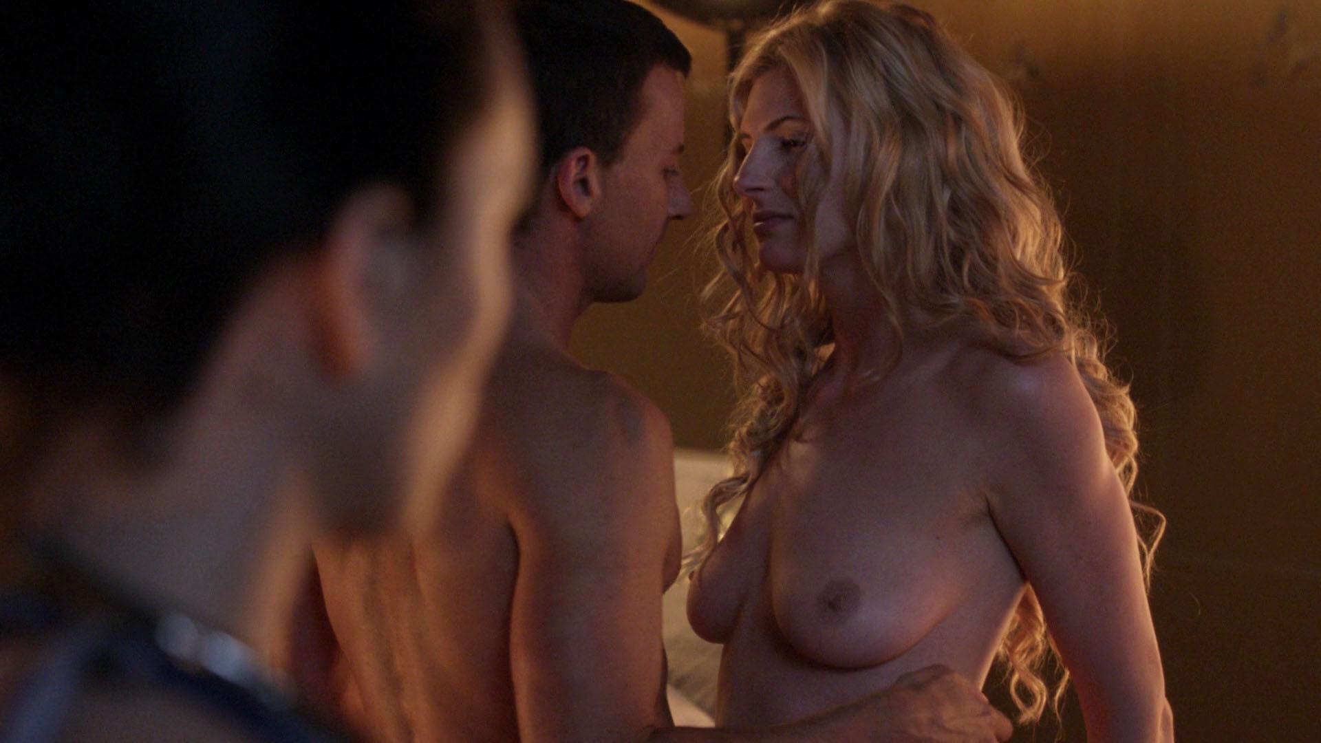 bianca nude scenes spartacus Viva