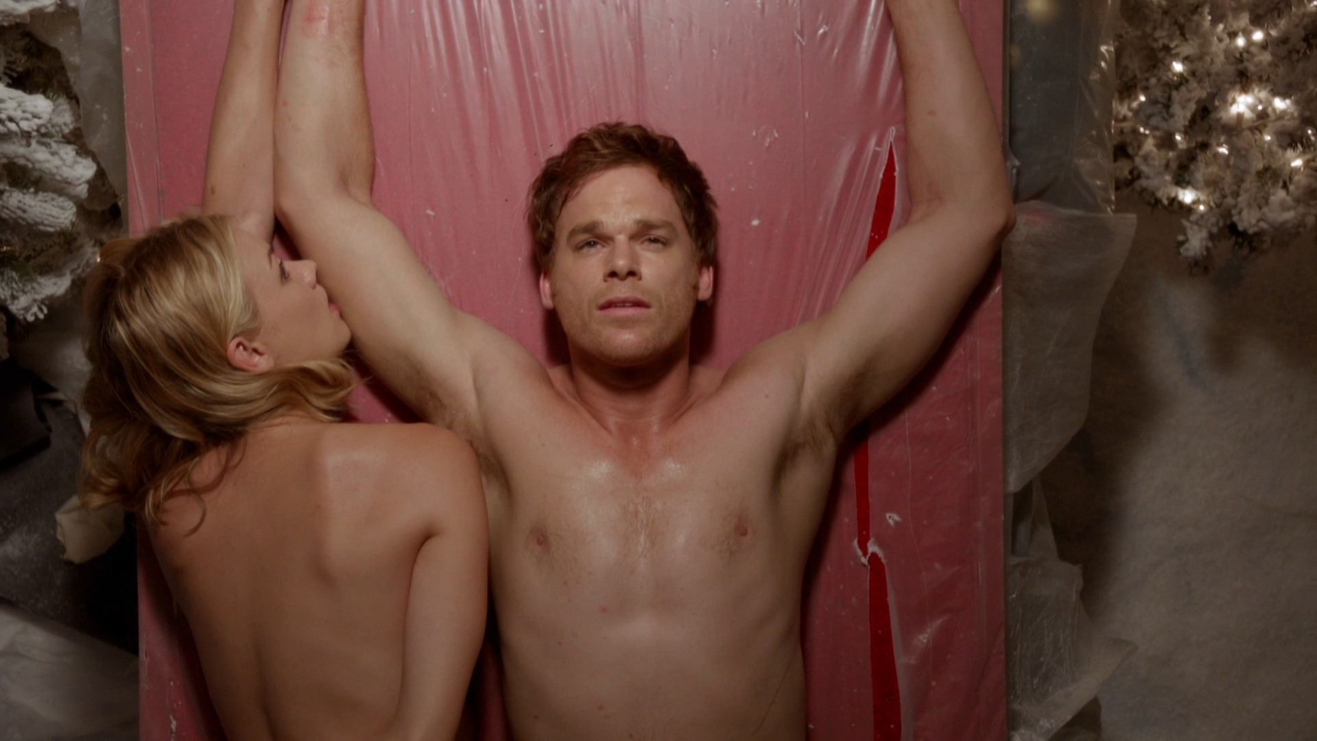 Dexter girls nude star fakes crowning