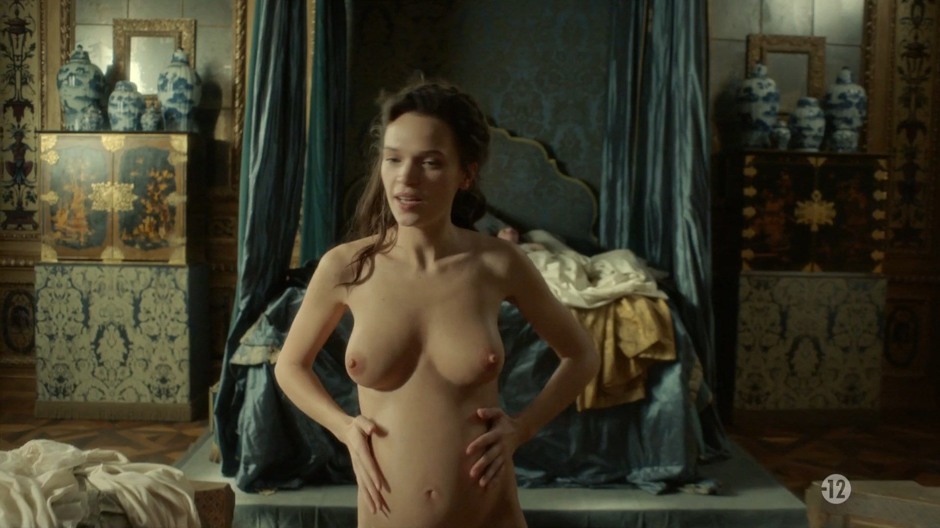 Watch Anna brewster full frontal video