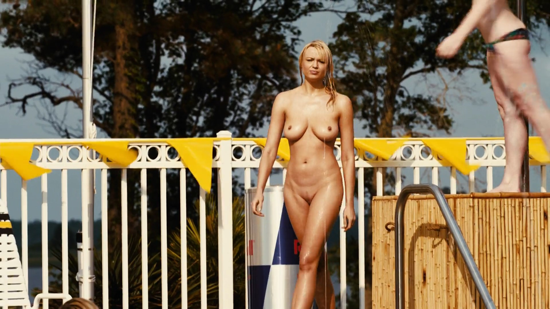 Irina Voronina, etc - Piranha 3DD (2012) HD 1080p