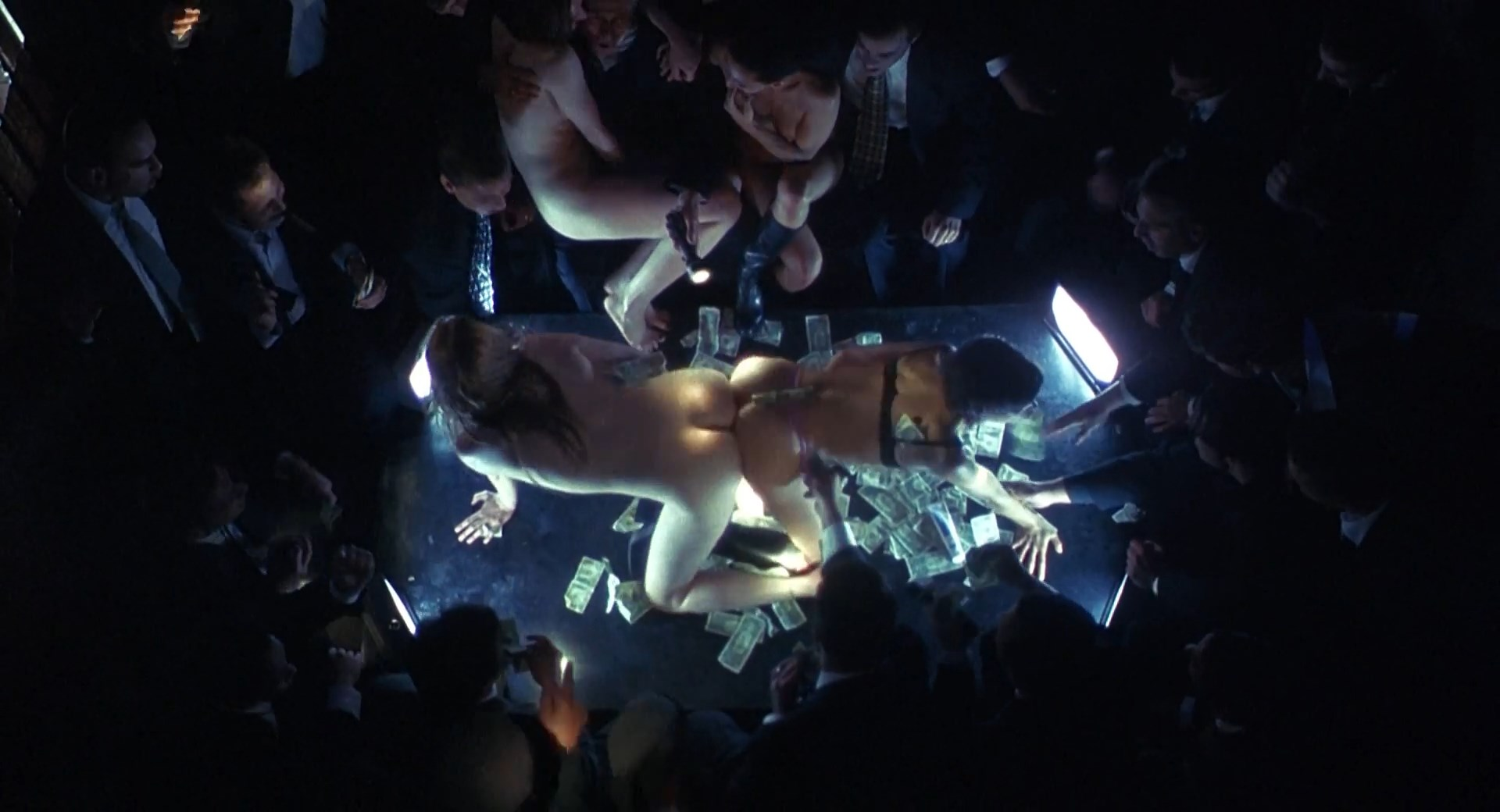 Jennifer connelly nude requiem for a dream