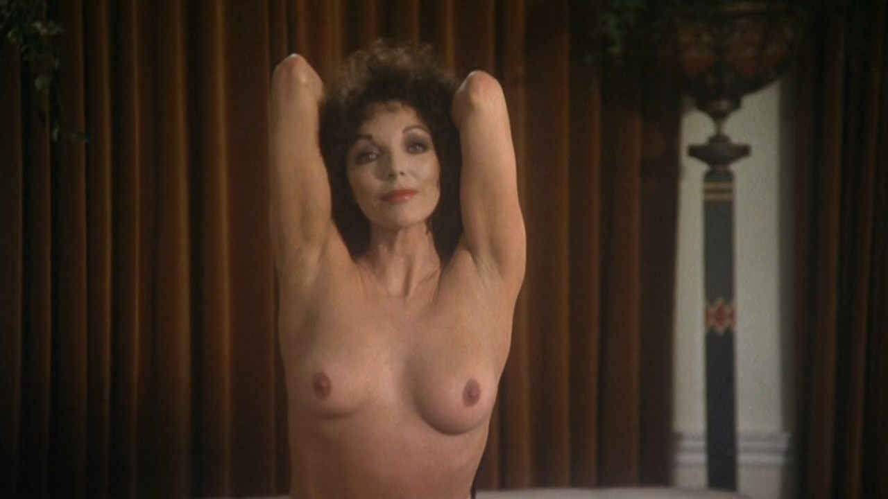 Seems excellent porno de joan collins for