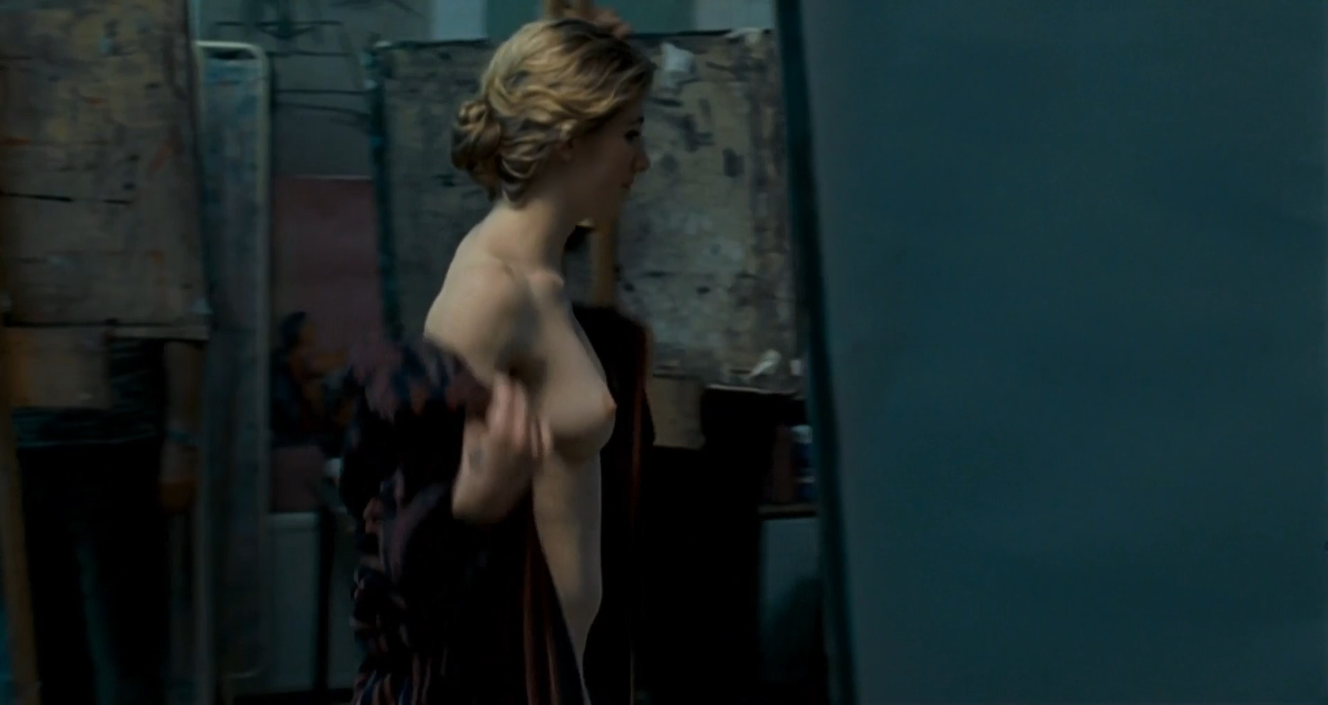 Jodie whittaker naked nude topless right! good
