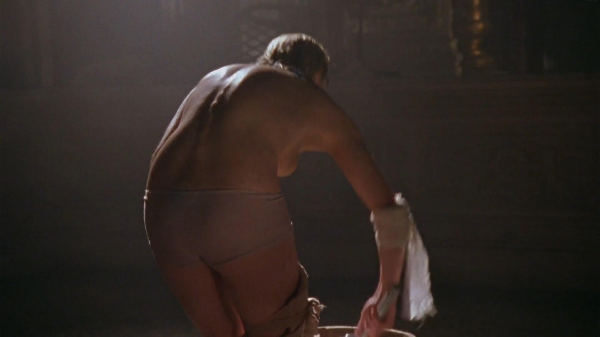 Naked oil wrestling gif