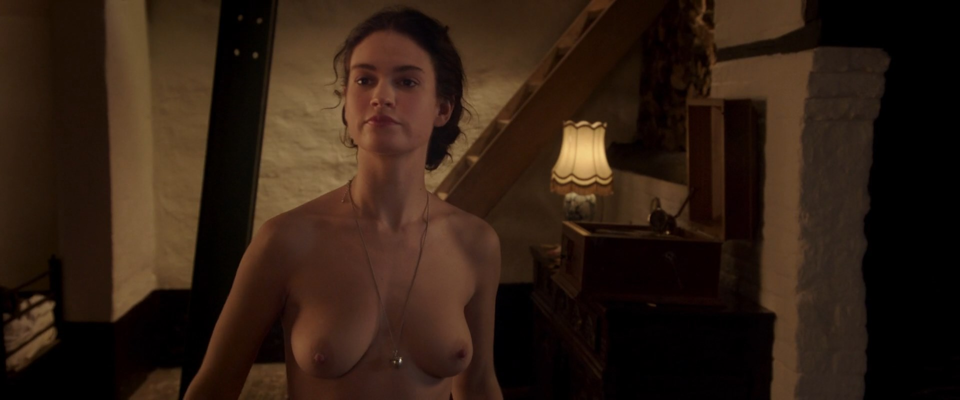 Lily James, etc – The Exception (2017) HD 1080p