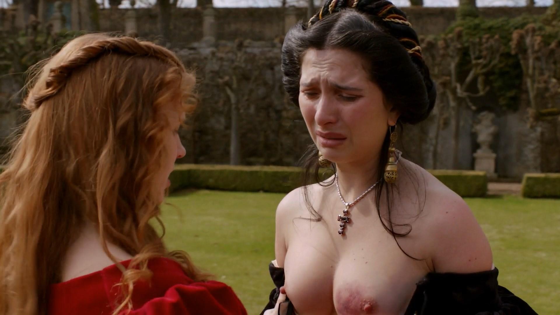 borgia Isolda nude dychauk