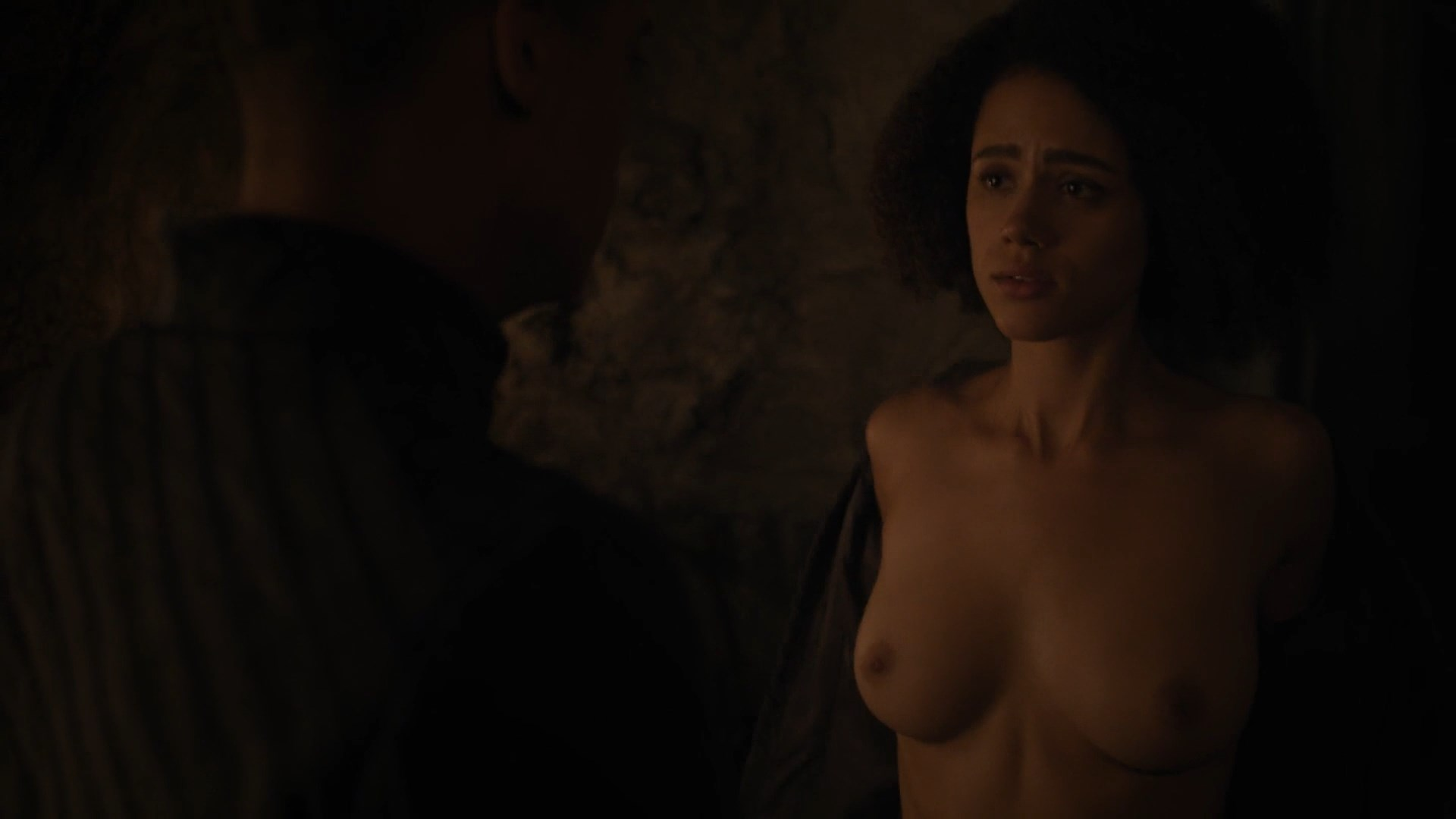 Nathalie Emmanuel - Game Of Thrones s07e02 (2017) HD 1080p
