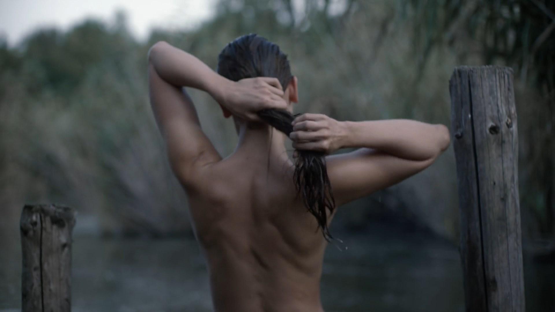 Watch Peri Baumeister Nude video