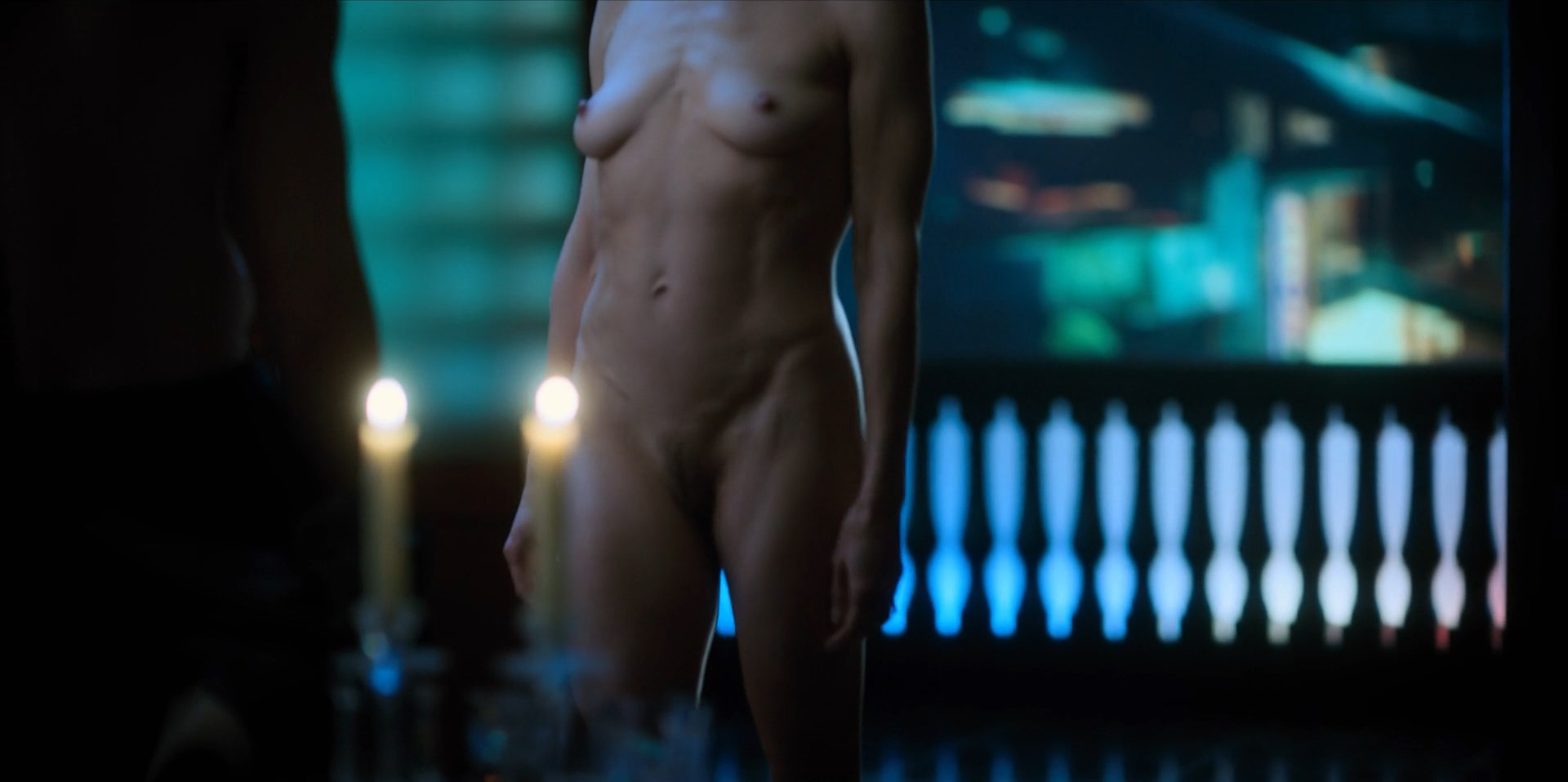 Kristin Lehman - Altered Carbon s01e02 (2018) HD 1080p