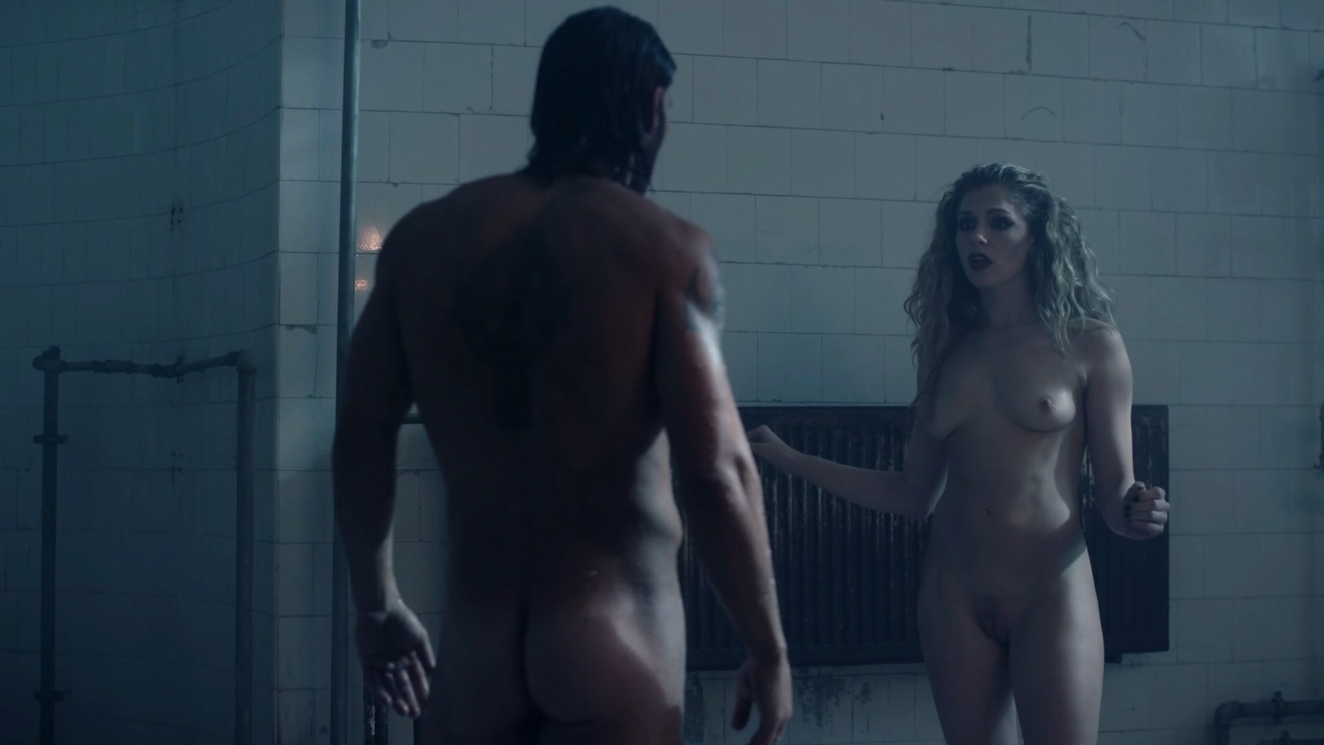 Nude lucy griffiths