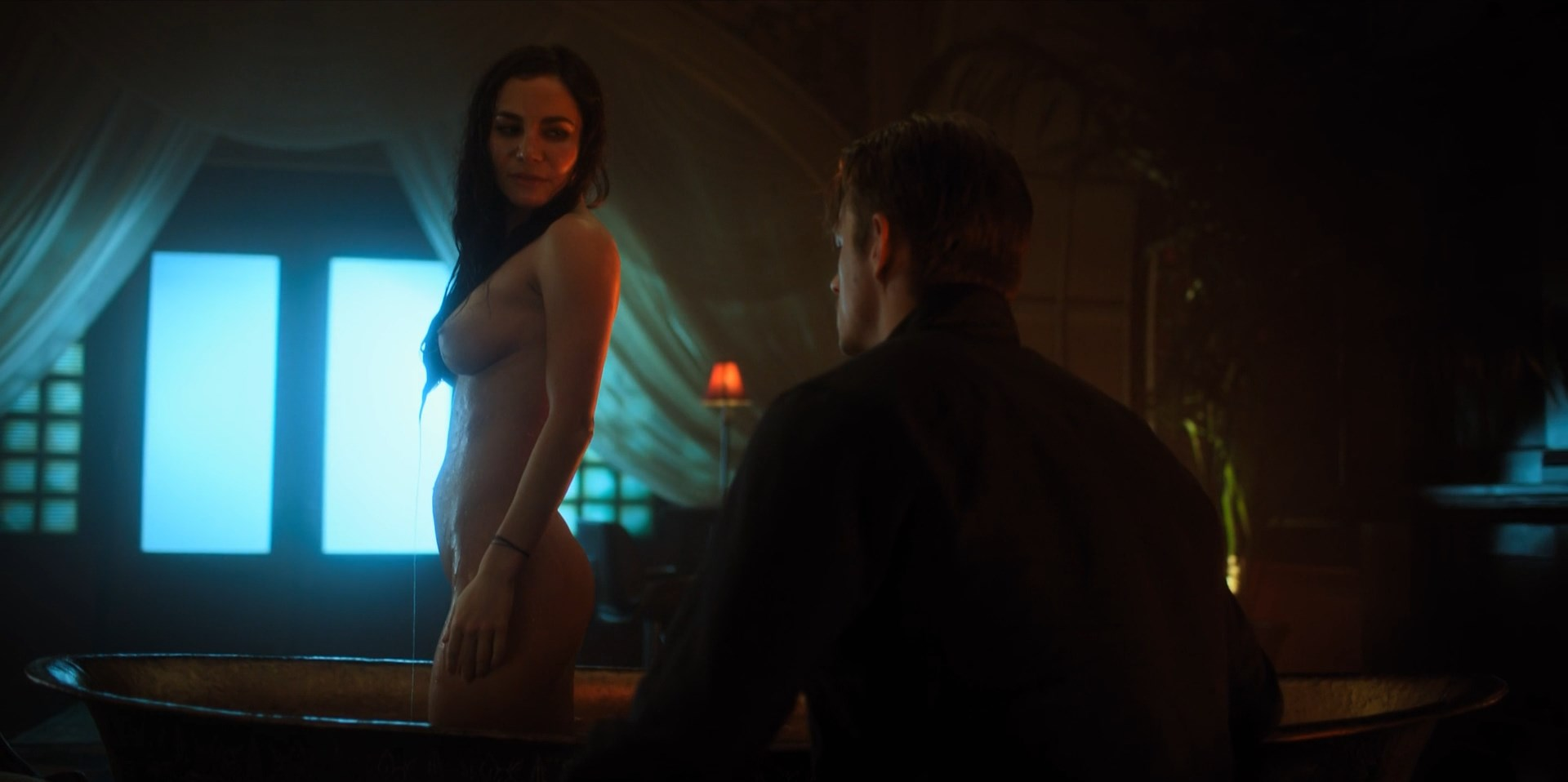 Martha Higareda - Altered Carbon s01e09 (2018) HD 1080p