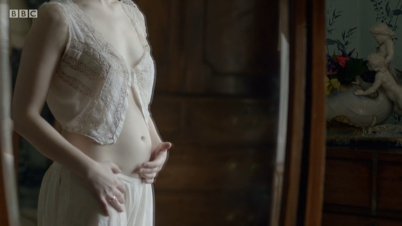 Holliday Grainger - Lady Chatterley's Lover (2015) HD 720p