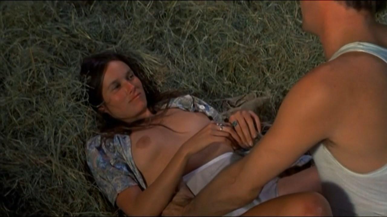 porn nude Barbara hershey
