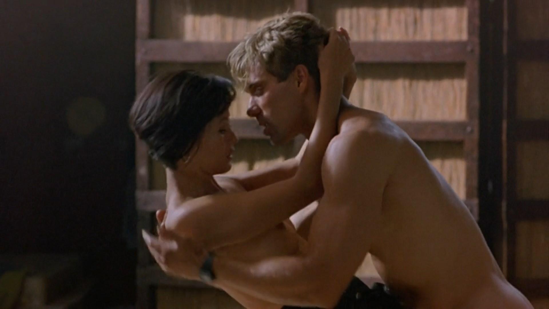 GERALDINE: Julia nickson topless