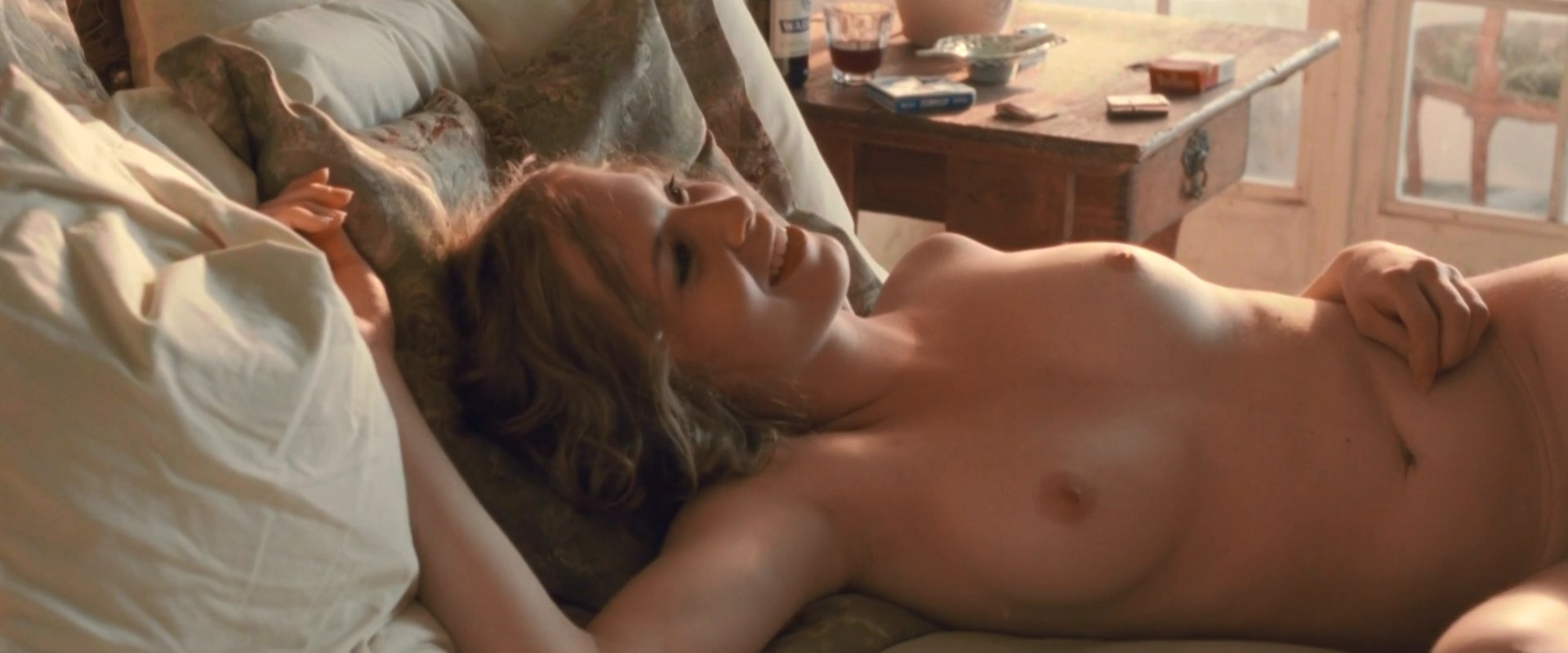 Capuccine delaby nude excited