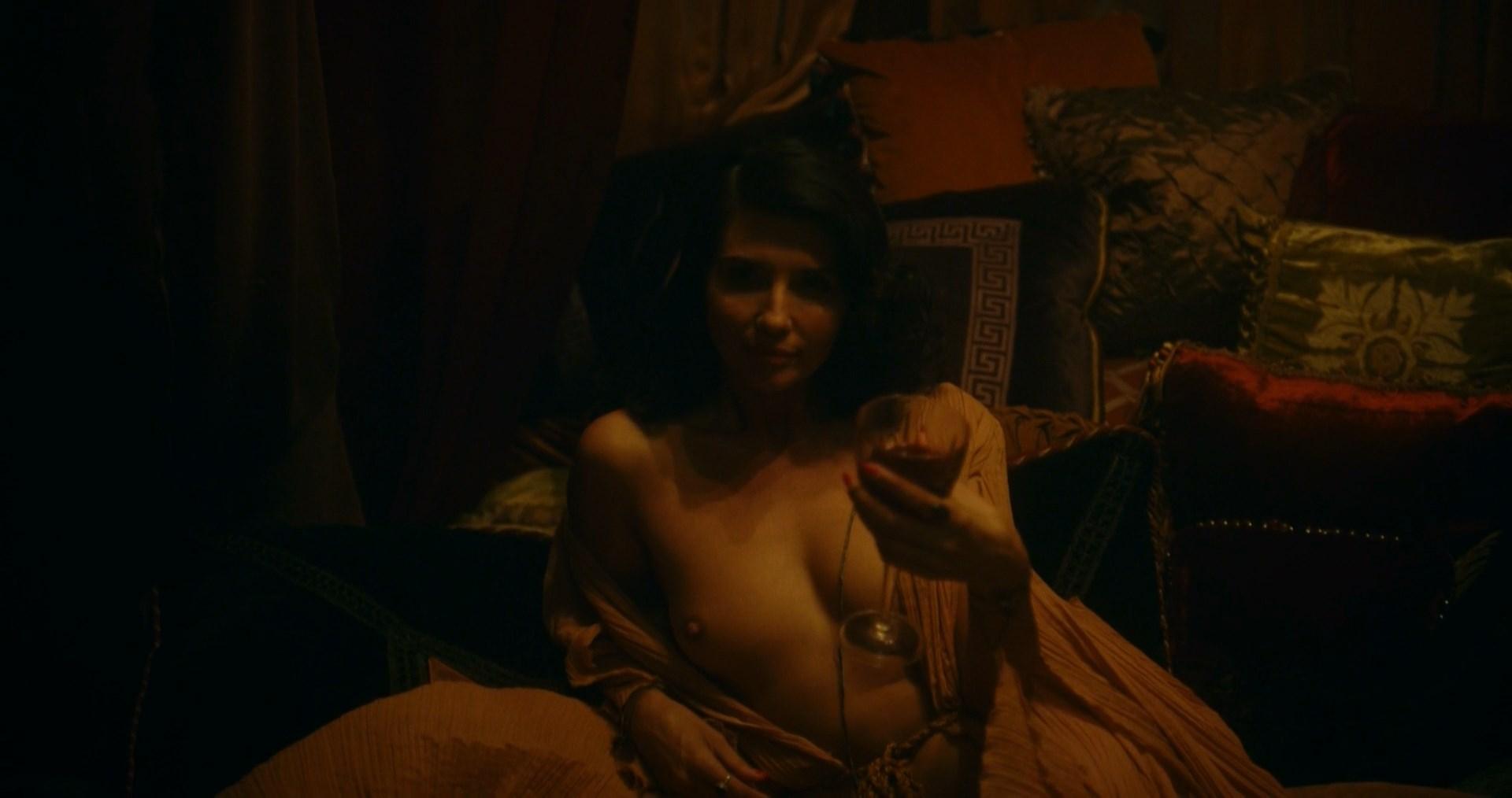 Beauty dark nude strange seems