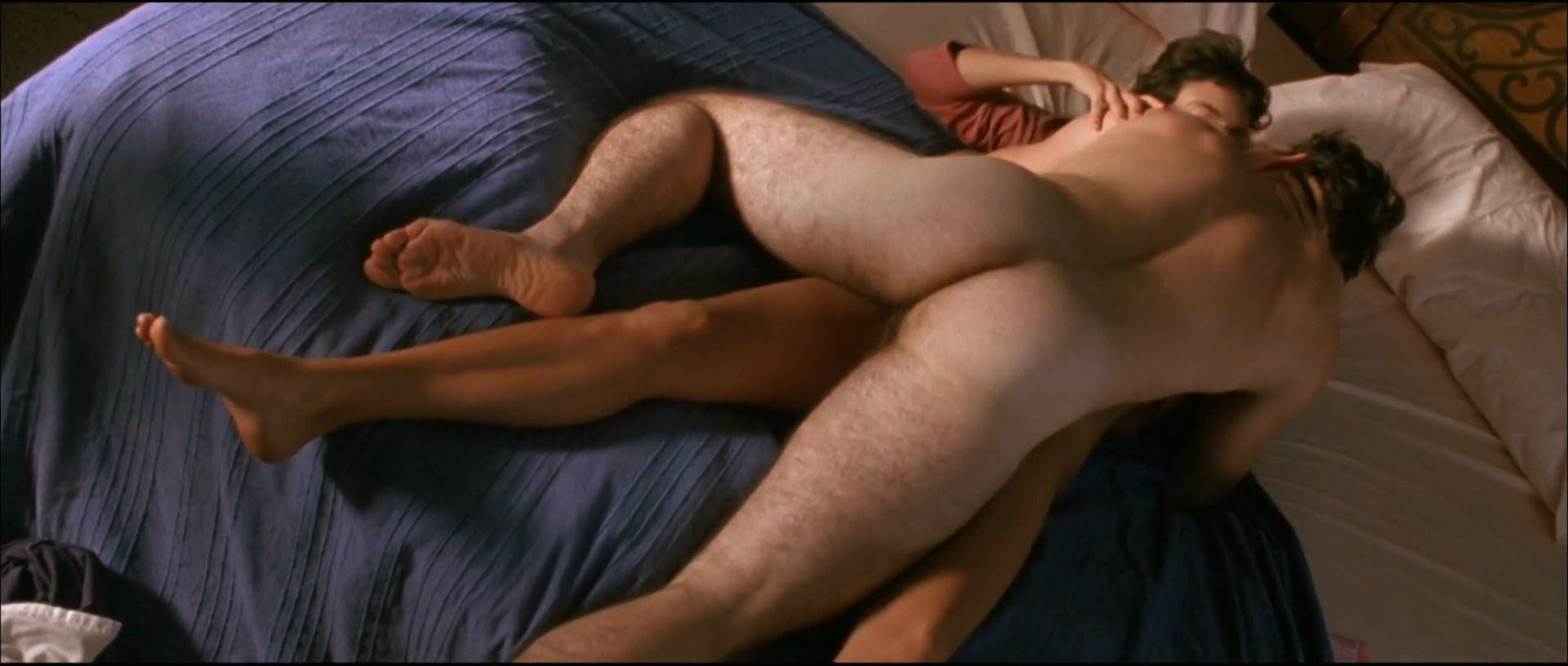 Naked girls pink sock