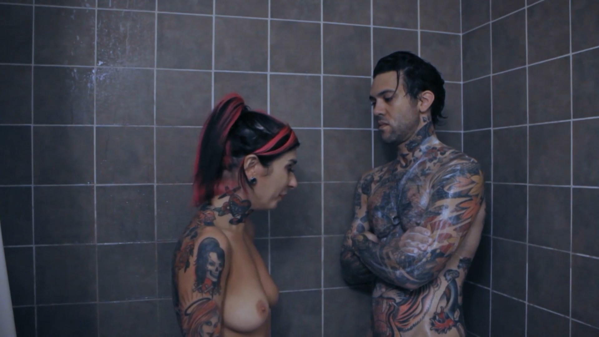 Joanna Angel as Mara - Love Is Dead (2016) HD 1080p