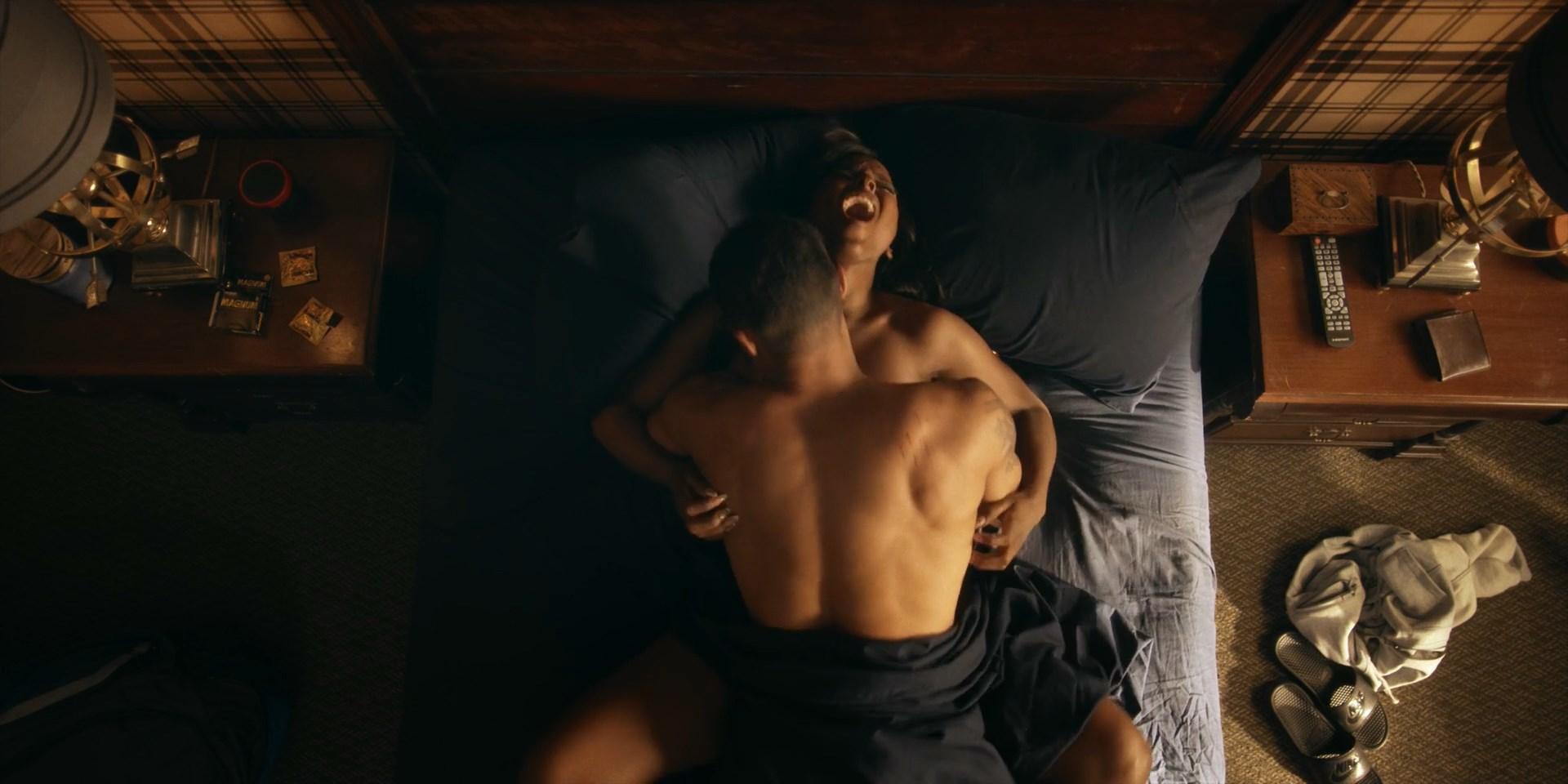 Nia long sex scene
