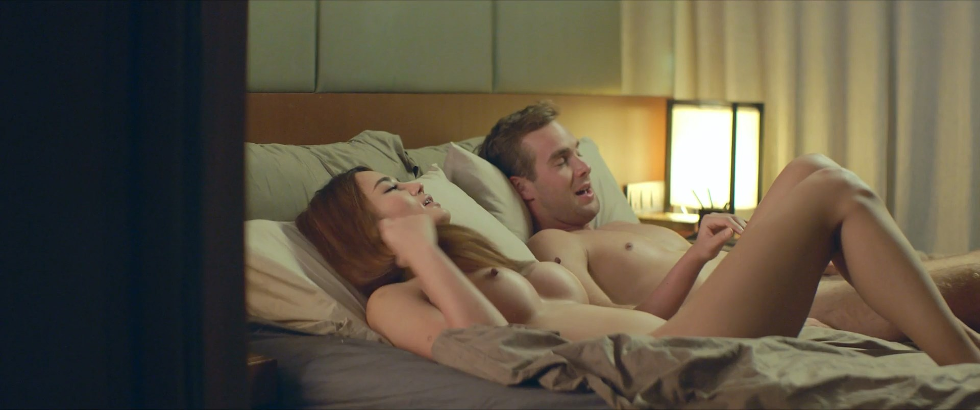 Gentle touch sex video