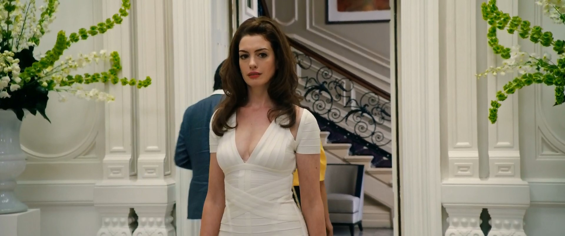 Anne Hathaway - The Hustle (2019) HD 1080p