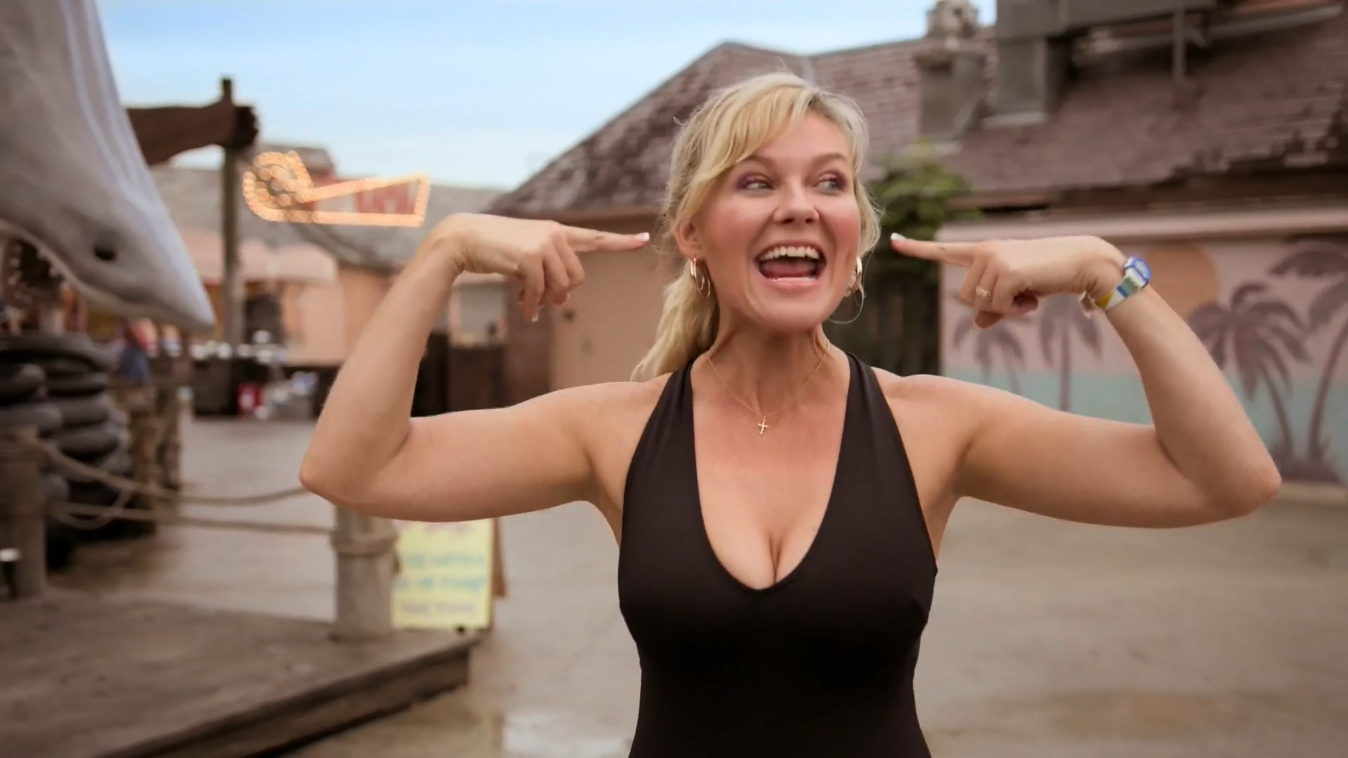 Watch Online - Kirsten Dunst - On Becoming a God in
