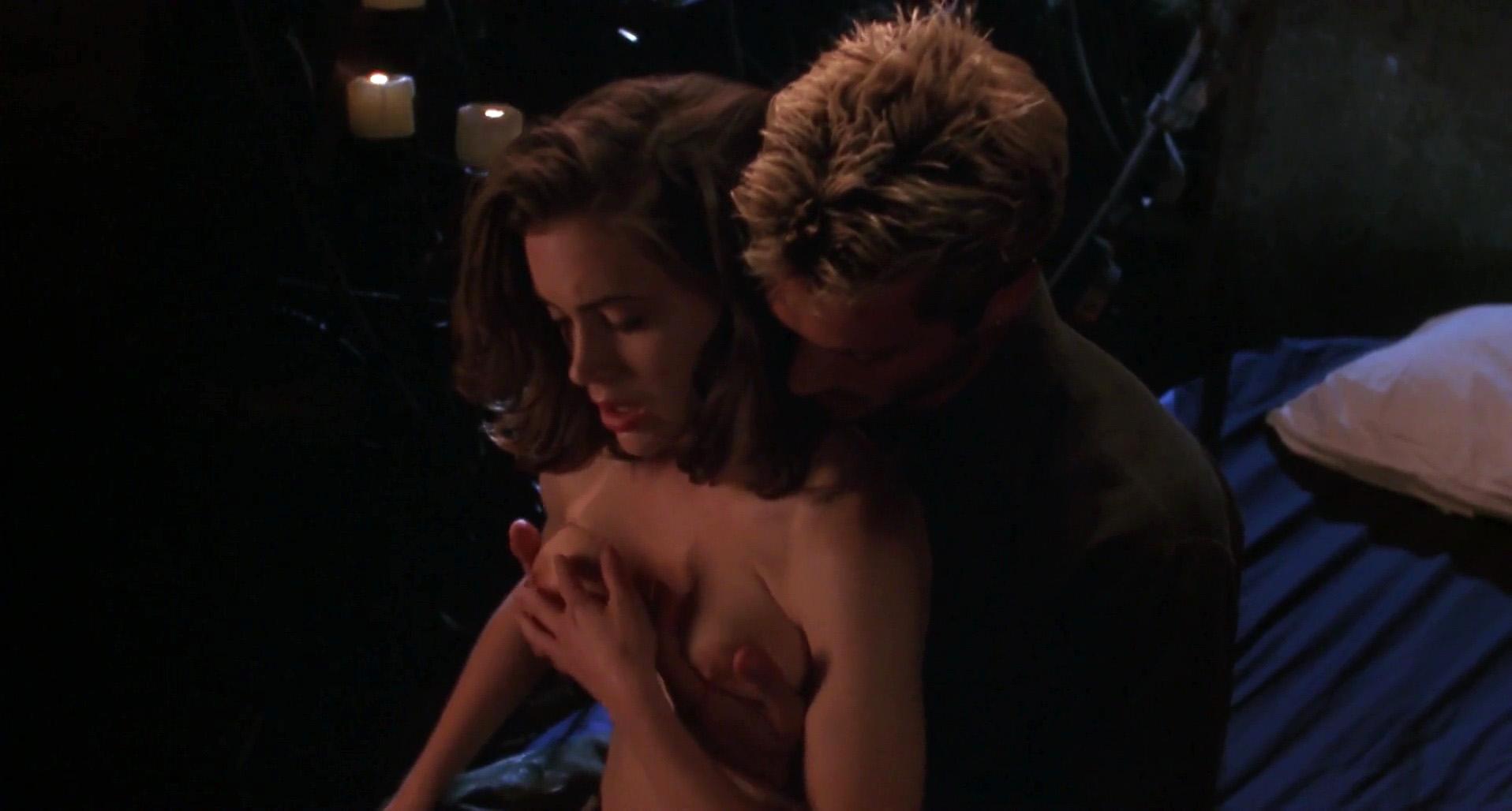 Alyssa Milano Nude Outer Limits alyssa milano nude movie - adult videos