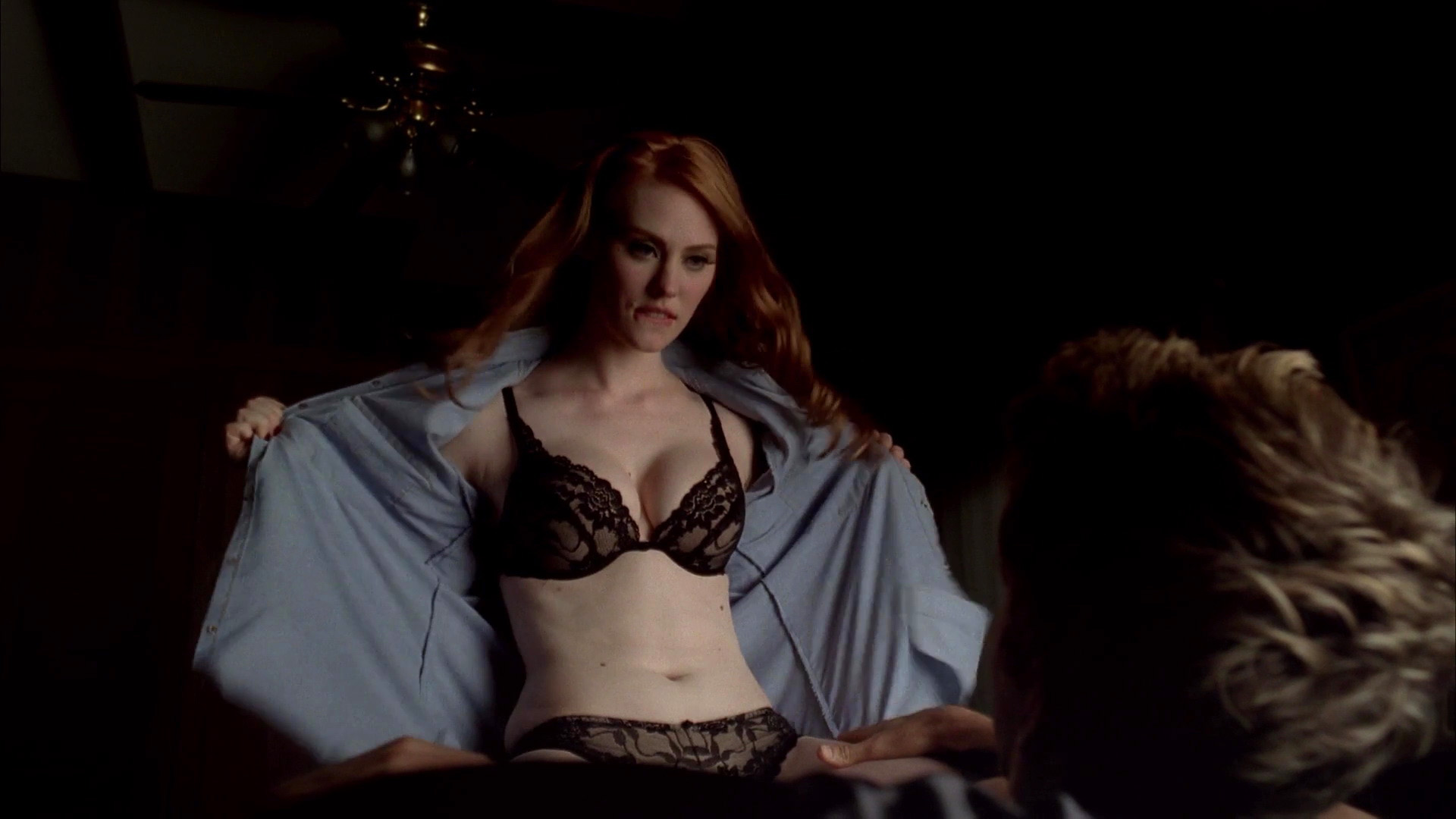 Deborah ann woll sex true blood