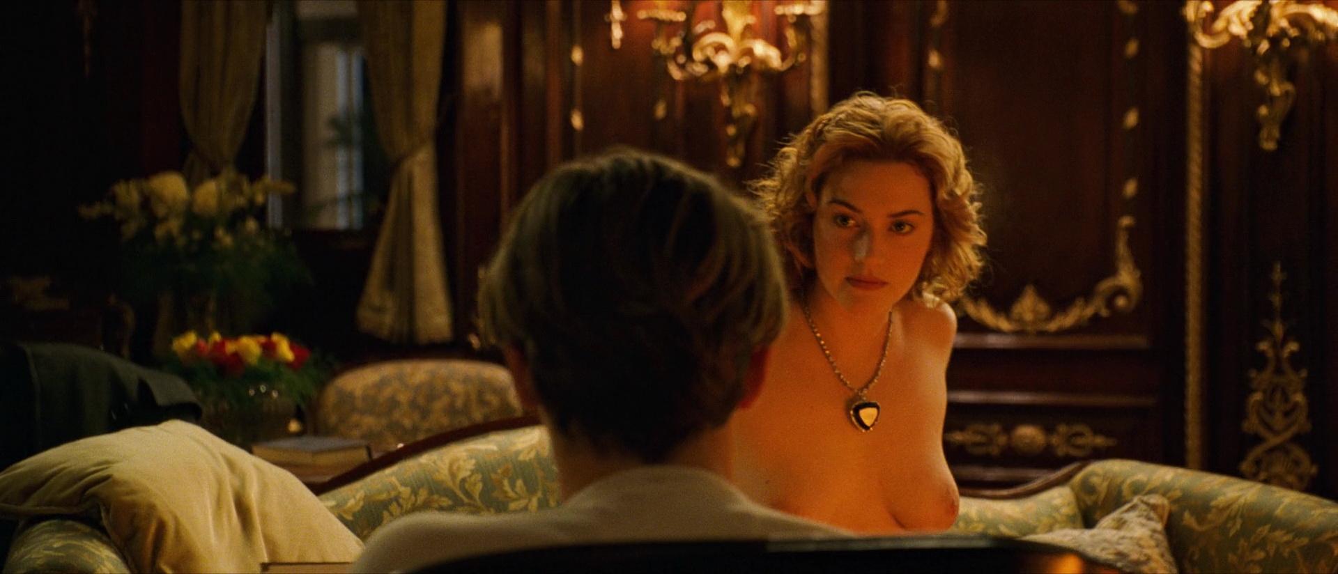 Kate winslet sex scene in titanic