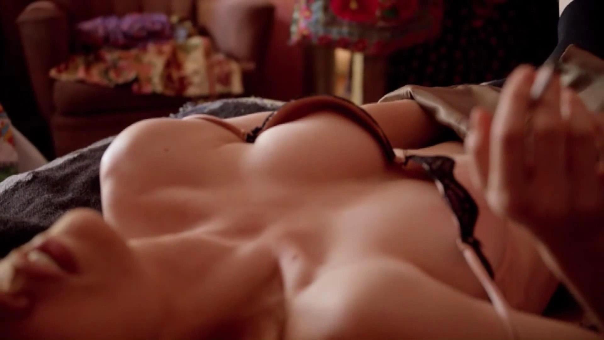 melissa george sex scene