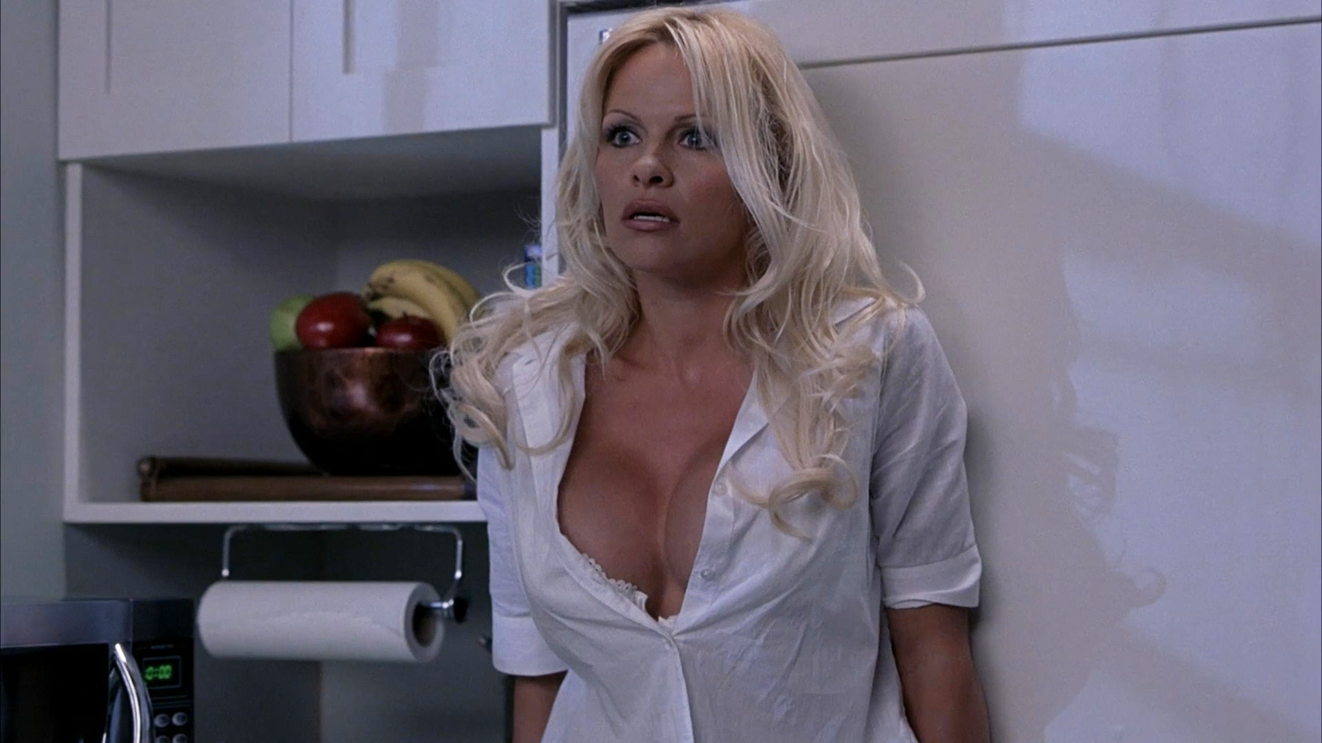 Pam Anderson Sex Tape Porn watch online - pamela anderson – scary movie 3 (2003) hd 1080p
