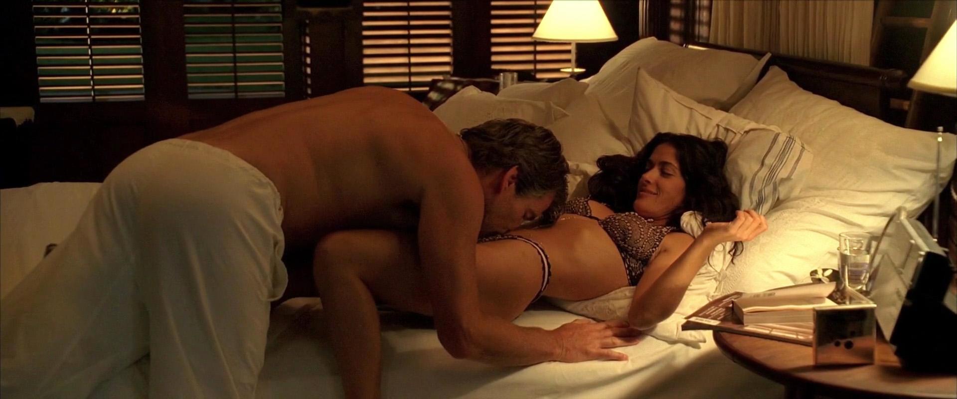 salma hayek sex scene video