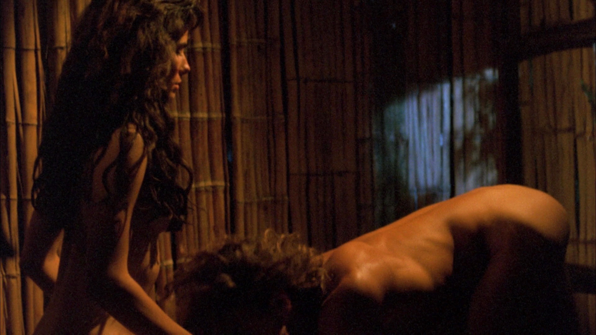 Fire on the amazon nude scene