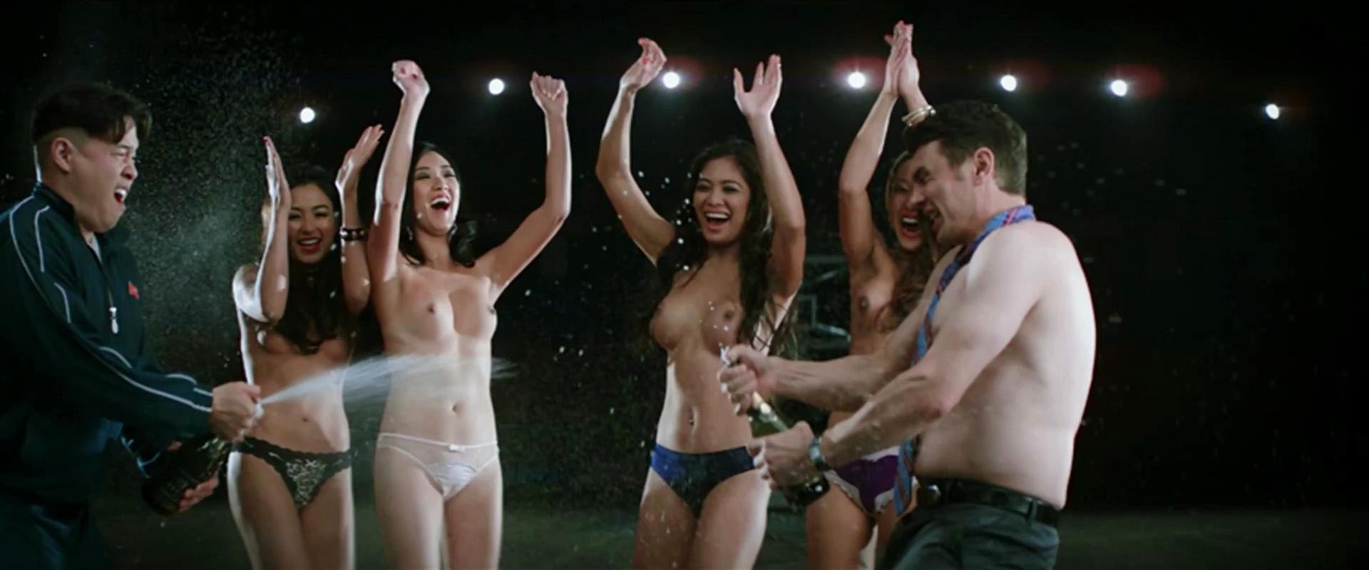 Diana Bang Nude