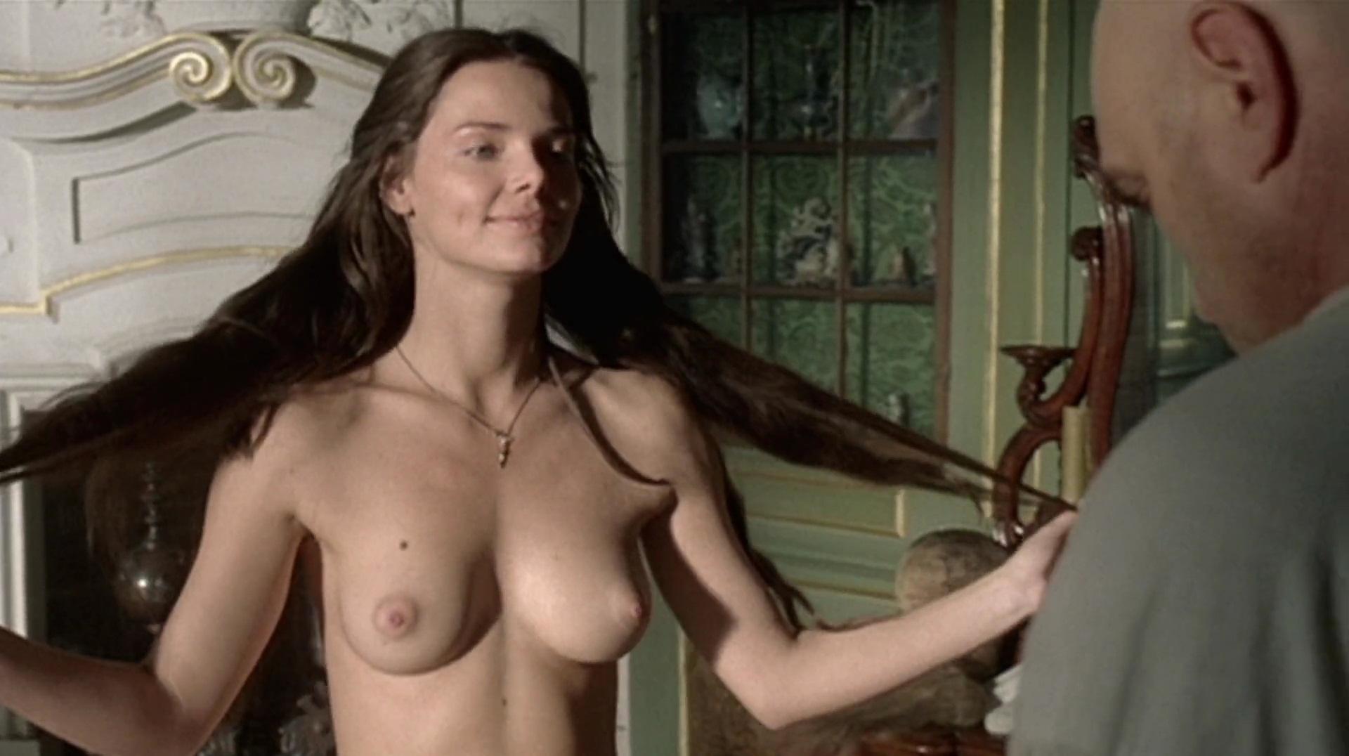 Anna Kubin  nackt