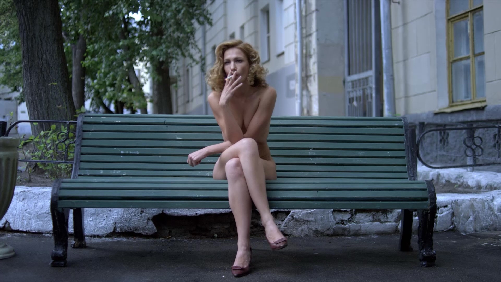 Carmen Jarriau  nackt Eva Eva Jarriau