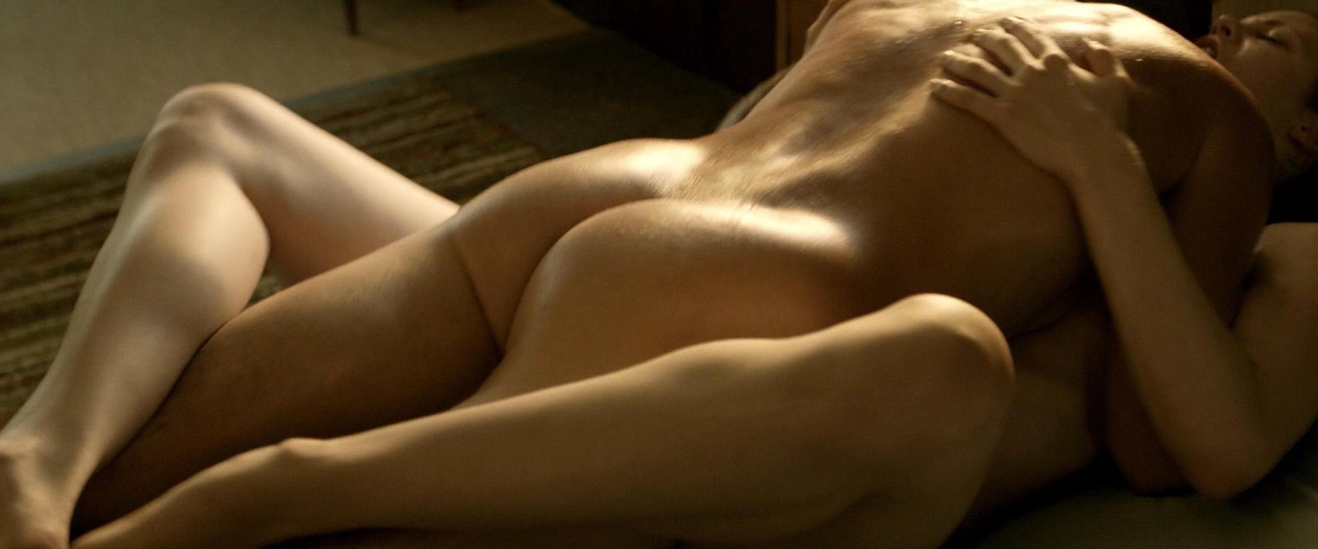 Jessica De Gouw Naked