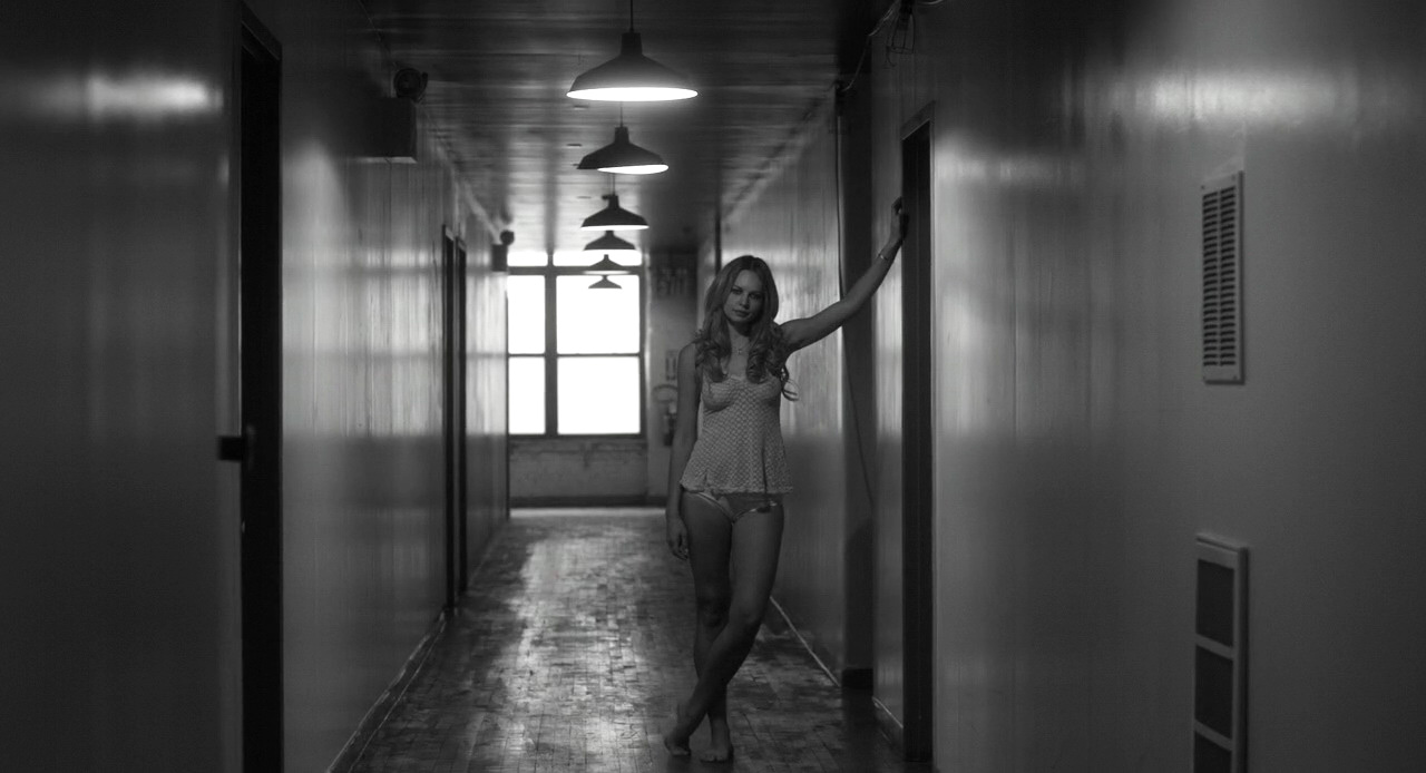 Nackt  Meredith Holzman The Sinner: