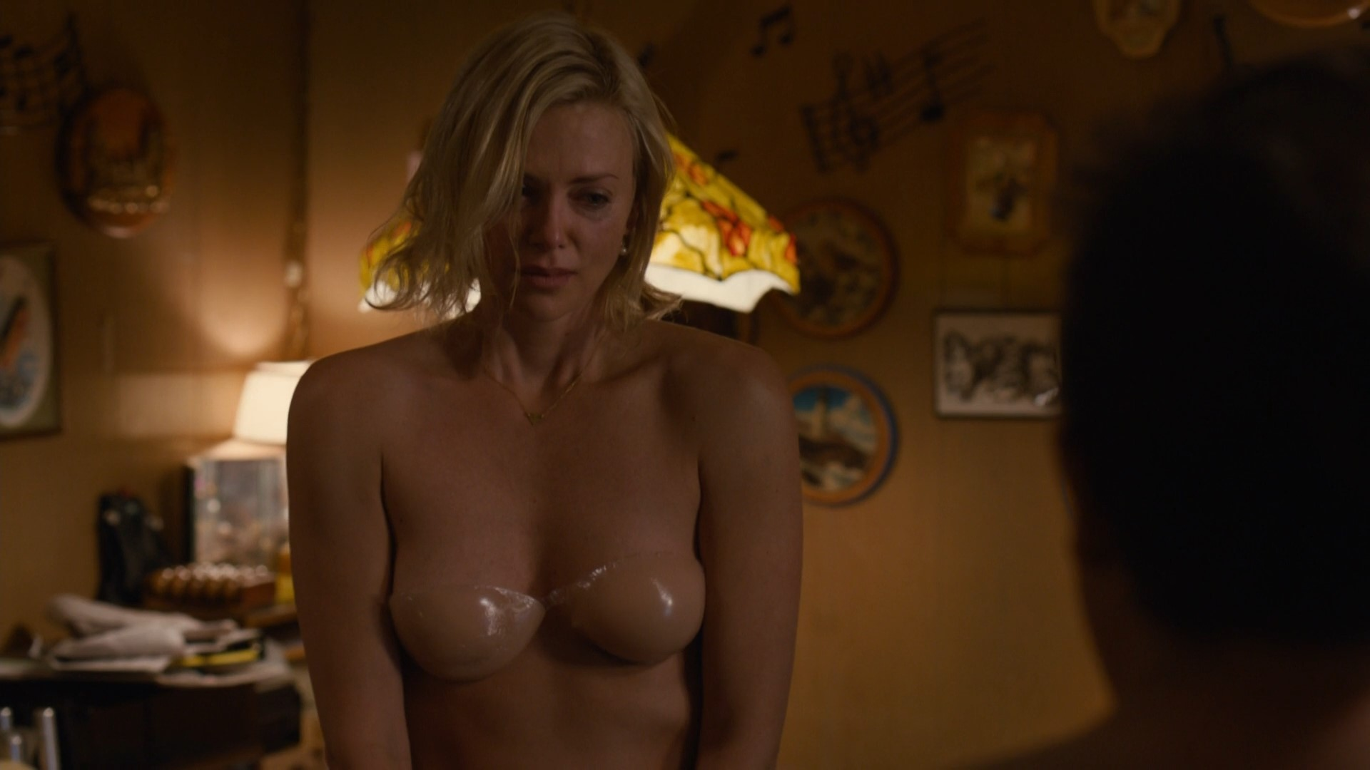 charlize theron young adult nude
