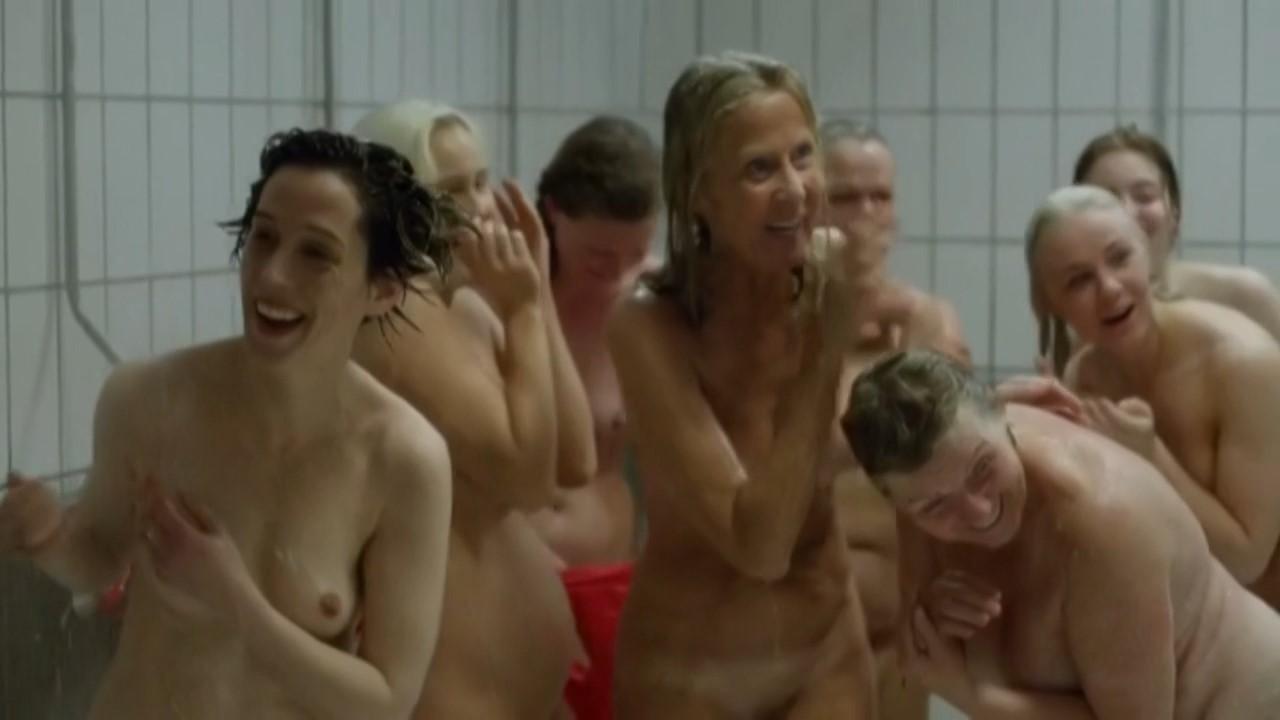 Bára nackt  Arna Karlsdóttir Movie sexy
