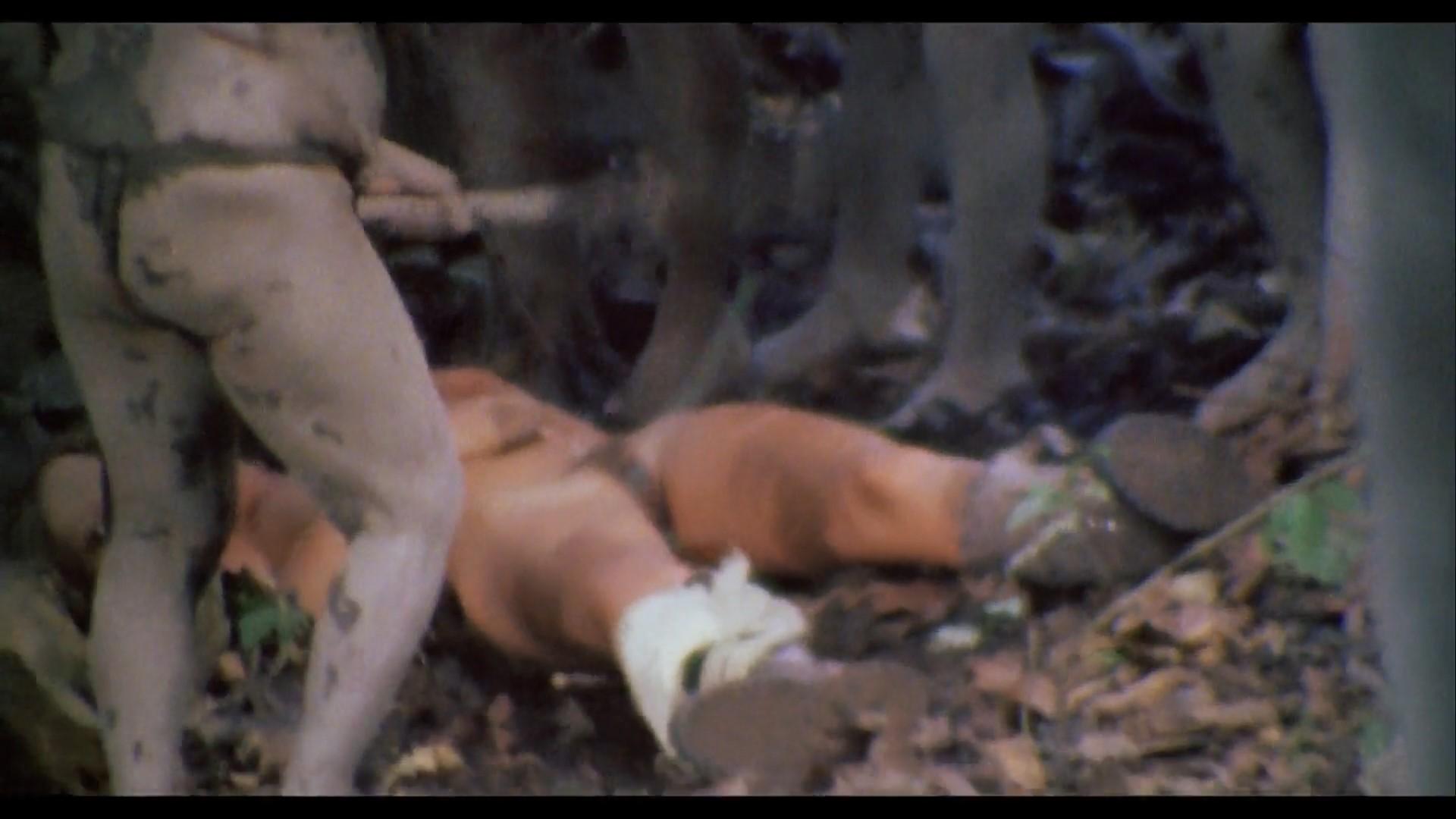 kannibalen holocaust, francesca ciardi nackt