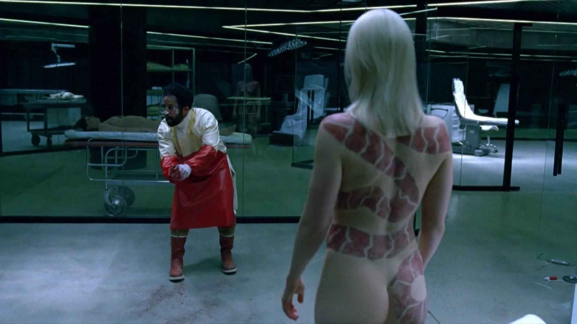 Ingrid Bolsø Berdal Naked watch online - ingrid bolso berdal – westworld s01e10 (2016